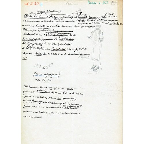 Meister' notebook of the Metropolitan Museum of Art.