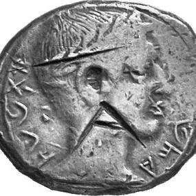 Marion, King Timocharis, AR Siglos (11.07 grammes), Staatliche Museen zu Berlin, no acc. number