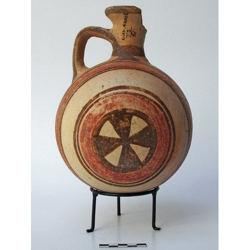 Bichrome II barrel jug (Georgiadou 2014, fig. 2).