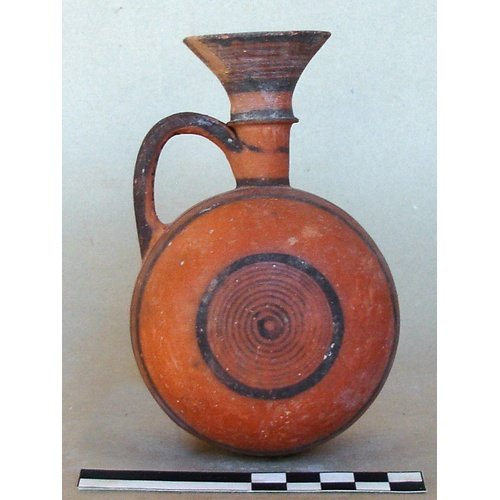 Black-on-Red I (III) barrel juglet (Georgiadou 2014, fig. 3).