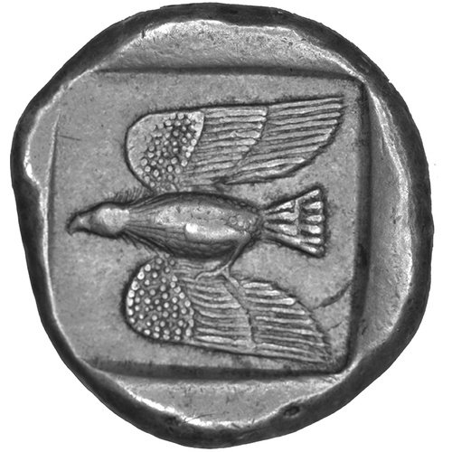 Paphos, King Ari (-), AR Siglos, Glasgow, the Hunterian Museum, no acc. number (Hunter Collection) (SilCoinCy A2003)