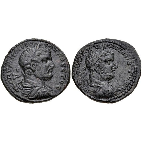 Caracalla/Geta © Coin Archives, Classical Numismatic Group E Auction 271, 11 January 2012, lot 348.