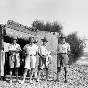 Η Σουηδική Αποστολή στο Μερσινάκι (φωτογραφία: Medelhavsmuseet)