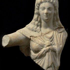 Terracotta figurine from Amathous (© École française d'Athènes/ Y999).