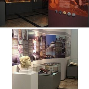 Exhibitions by the Bank of Cyprus Cultural Foundation