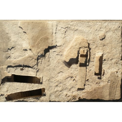 Αεροφωτογραφία τμήματος της νεκρόπολης στη θέση Κίτιο-Περβόλια, ανασκαφές 2012 (© Γαλλική αρχαιολογική αποστολή Κιτίου και Σαλαμίνας, A. Rabot)