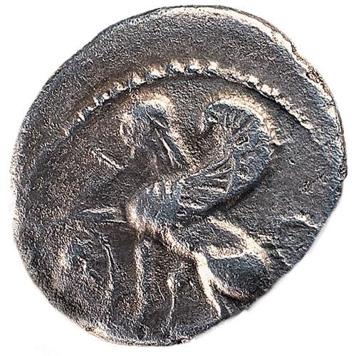 Idalion, King Sa (Stasikypros ?), AR third of a siglos (3.51 grammes). Bank of Cyprus cultural Foundation, acc. no 1994-01-01