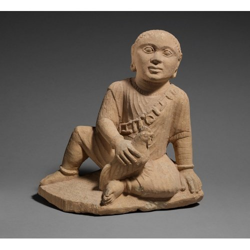 Temple-boy from Kourion, 5th century BC, © The Cesnola Collection, Purchased by subscription, 1874–76, Metropolitan Museum of Art (Inv. number: 74.51.2756) (Hermary, Mertens 2014, 201).