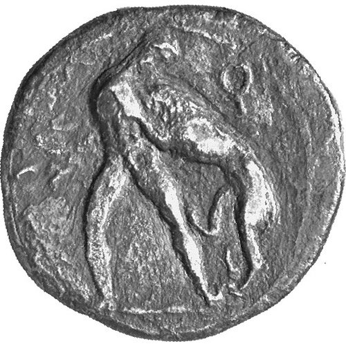 Uncertain Cypriote kingdom, King Ari(-), AR didrachm (6.29 grammes), Staatliche Museen zu Berlin, no acc. number