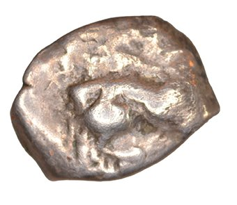 Obverse Kition or Amathous, Uncertain king, SilCoinCy A1040