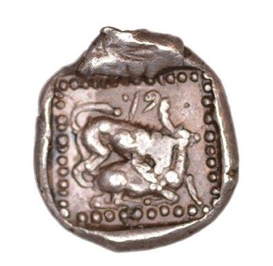Οπισθότυπος Κίτιο, Βάαλμιλκ Β΄, SilCoinCy A1052
