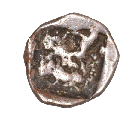 Reverse Kition, Uncertain king of Kition, SilCoinCy A1053
