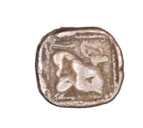 Οπισθότυπος Κίτιο, Αβέβαιος βασιλέας Κιτίου, SilCoinCy A1054