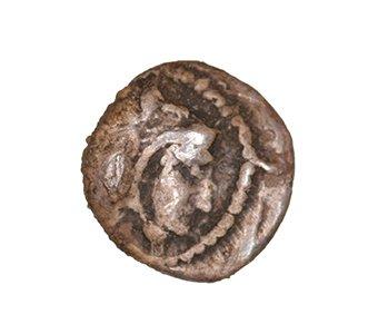 Εμπροσθότυπος Κίτιο, Αβέβαιος βασιλέας Κιτίου, SilCoinCy A1056