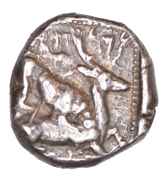 Οπισθότυπος Κίτιο, Βάαλμιλκ Β΄, SilCoinCy A1057