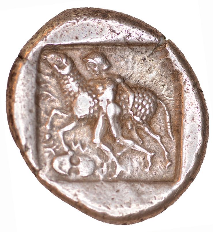 Οπισθότυπος Μάριο, Σασμάς, SilCoinCy A1062