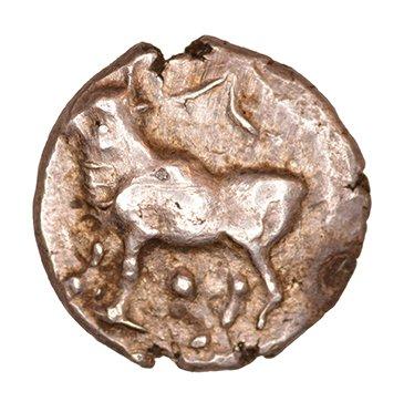 Εμπροσθότυπος Πάφος, Στάσανδρος, SilCoinCy A1065