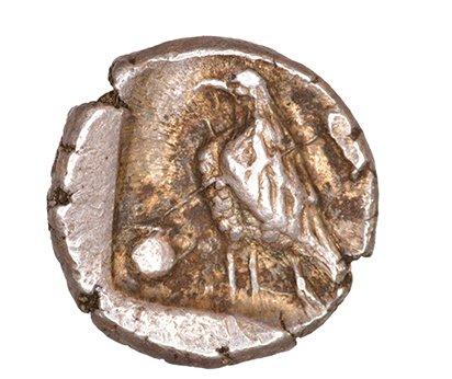 Οπισθότυπος Πάφος, Στάσανδρος, SilCoinCy A1065