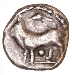Εμπροσθότυπος Πάφος, Στάσανδρος, SilCoinCy A1066