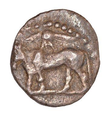 Εμπροσθότυπος Πάφος, Στάσανδρος, SilCoinCy A1067