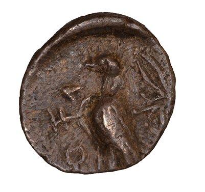Οπισθότυπος Πάφος, Στάσανδρος, SilCoinCy A1067
