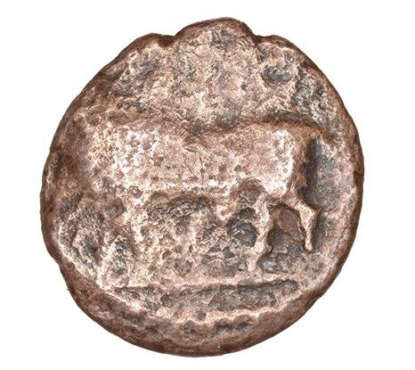 Εμπροσθότυπος Πάφος, Στάσανδρος, SilCoinCy A1068
