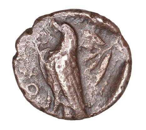 Οπισθότυπος Πάφος, Στάσανδρος, SilCoinCy A1068