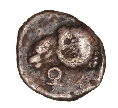 Οπισθότυπος Σαλαμίνα, Νικόδαμος, SilCoinCy A1076