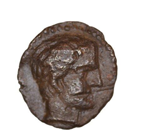 Εμπροσθότυπος Σαλαμίνα, Ευαγόρας Α΄;, SilCoinCy A1080