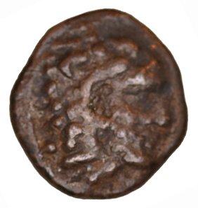 Εμπροσθότυπος Σαλαμίνα, Ευαγόρας Α΄;, SilCoinCy A1082