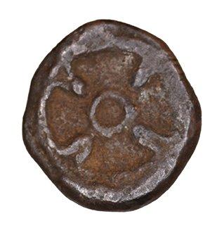 Οπισθότυπος Σαλαμίνα, Ευαγόρας Α΄;, SilCoinCy A1082
