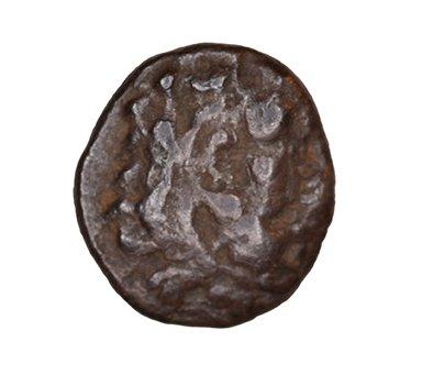 Εμπροσθότυπος Σαλαμίνα, Ευαγόρας Α΄;, SilCoinCy A1083