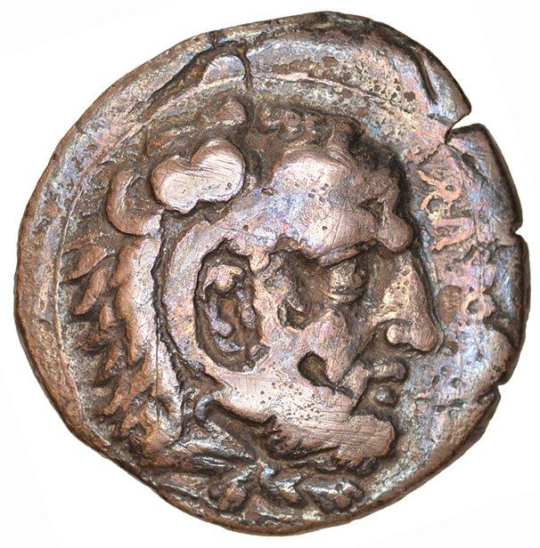 Εμπροσθότυπος Σαλαμίνα, Ευαγόρας Α΄, SilCoinCy A1085
