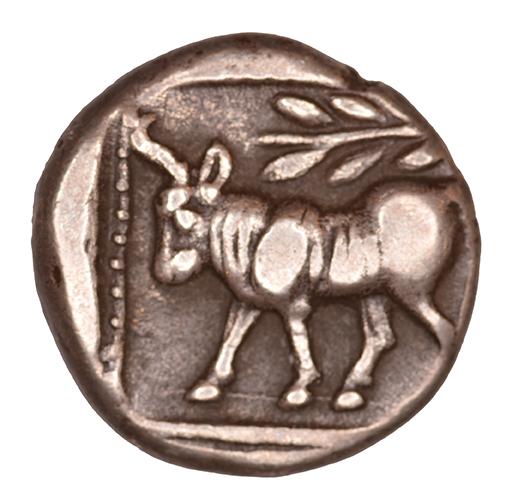 Οπισθότυπος Αβέβαιο κυπριακό νομισματοκοπείο, Αβέβαιος βασιλέας Κύπρου ;, SilCoinCy A1108