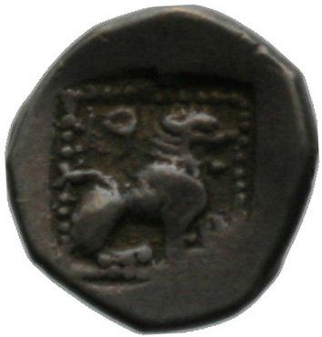 Οπισθότυπος Κίτιο, Βάαλμιλκ Α΄, SilCoinCy A1807
