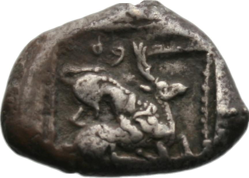 Οπισθότυπος Κίτιο, Οζιβάαλ, SilCoinCy A1813
