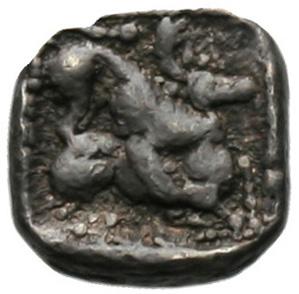 Οπισθότυπος Κίτιο, Αβέβαιος βασιλέας Κιτίου, SilCoinCy A1815