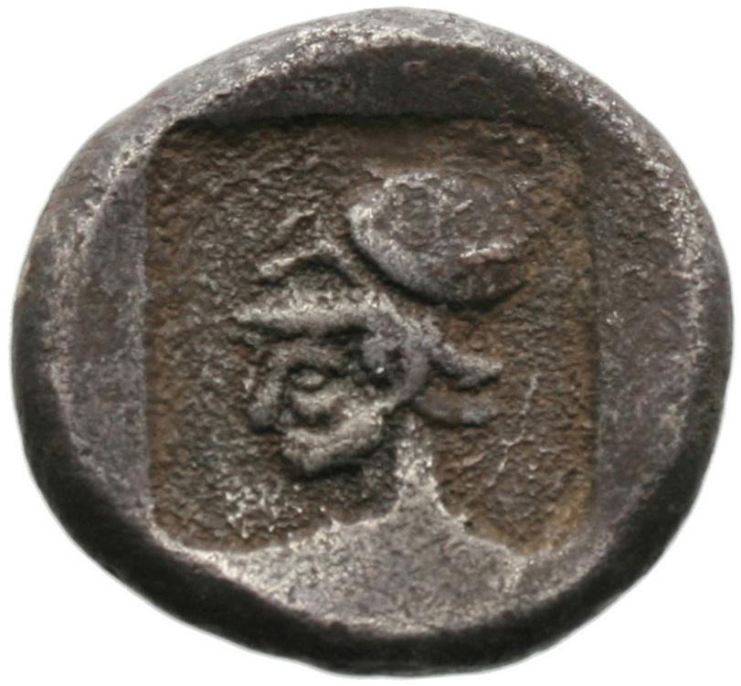 Οπισθότυπος Λάπηθος, Αβέβαιος βασιλέας Λαπήθου, SilCoinCy A1822