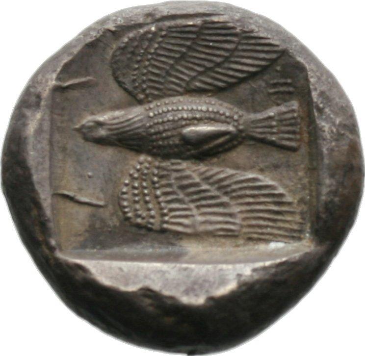 Οπισθότυπος Πάφος, Στάσανδρος, SilCoinCy A1833