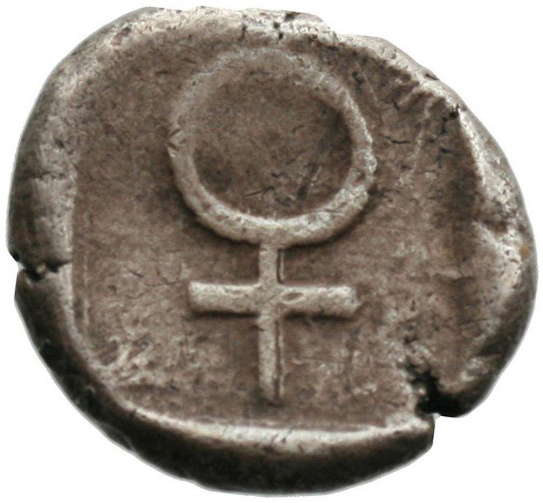Οπισθότυπος Σαλαμίνα, Διάδοχοι Ευέλθοντα, SilCoinCy A1840