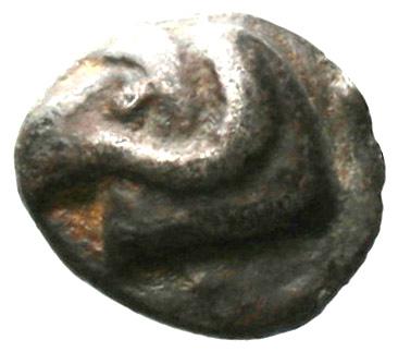 Εμπροσθότυπος Σαλαμίνα, Ευαγόρας Α΄, SilCoinCy A1842