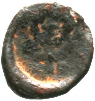 Οπισθότυπος Σαλαμίνα, Ευαγόρας Α΄, SilCoinCy A1842