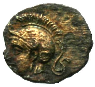 Εμπροσθότυπος Σαλαμίνα, Ευαγόρας Β΄, SilCoinCy A1857