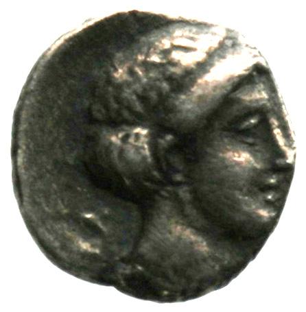 Οπισθότυπος Σαλαμίνα, Πνυταγόρας, SilCoinCy A1863