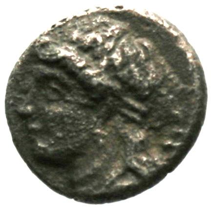 Εμπροσθότυπος Σαλαμίνα, Πνυταγόρας, SilCoinCy A1864