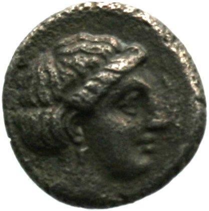 Οπισθότυπος Σαλαμίνα, Πνυταγόρας, SilCoinCy A1864