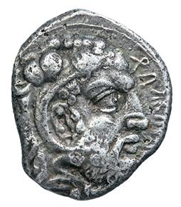 Obverse Salamis, Evagoras I, SilCoinCy A5002