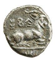 Reverse Salamis, Evagoras I, SilCoinCy A5003