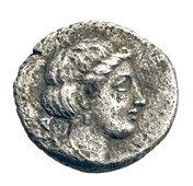 Εμπροσθότυπος Σαλαμίνα, Πνυταγόρας, SilCoinCy A5007