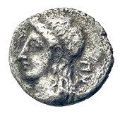 Οπισθότυπος Σαλαμίνα, Πνυταγόρας, SilCoinCy A5007